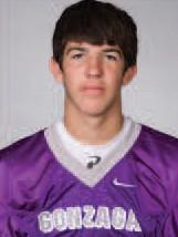 Football Highlight - WR Brady Malone 2013 (Gonzaga, DC)
