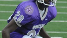 Football Highlight - CB Jaivon Gibbs '13 (Gonzaga, DC)