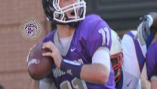 Football Highlight - QB Chris Schultz 2013 (Gonzaga, DC)
