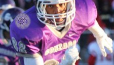 Football Highlight - WR Paris Person 2013 (Gonzaga, DC)