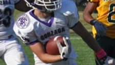 Football Highlight - WR Brady Malone 2013 (Gonzaga, DC)