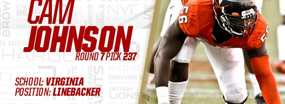 Alumni Spotlight - Cam Johnson '08 (UVA Football, 49ers)