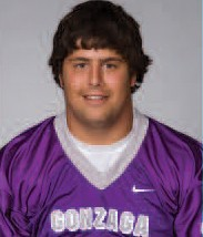 Football Highlight - OL Charlie Asmar 2012 (Gonzaga, DC)