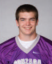 Football Highlight - LB Jace Caulfield 2012 (Gonzaga, DC)