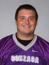 Football Highlight - DT/NG Cal Cunningham 2012 (Gonzaga, DC)