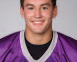 Football Highlight - TE/DE Scott Carpenter 2013 (Gonzaga, DC)
