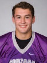 Football Highlight - TE/DE Scott Carpenter 2013 (Gonzaga, DC)