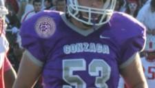 Football Highlight - OL Charlie Asmar 2012 (Gonzaga, DC)