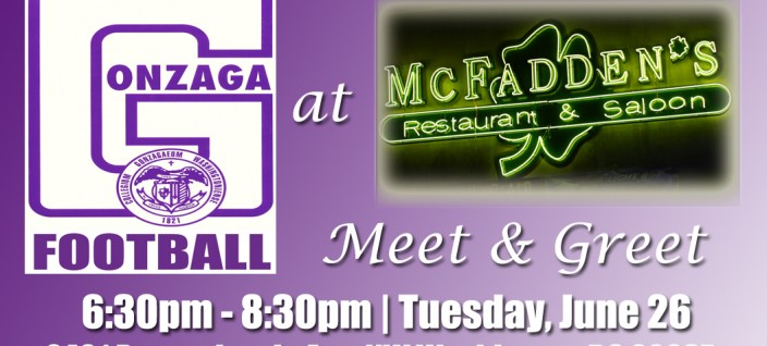 GTDC Meet & Greet at McFadden's