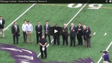 Game 9 vs DeMatha: Seniors & Hall of Fame Day (2012)
