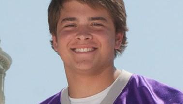 OL Austin Clark 2014