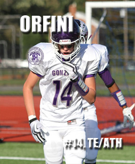 TE/ATH James Orfini 2014