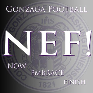 Gonzaga Football - NEF!