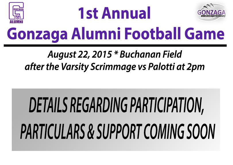 2015 alumni game promo